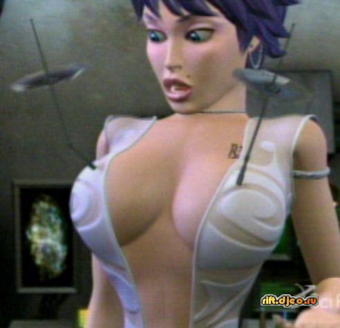 Голая секси the tripping rift